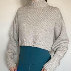 Aritzia Wilfred Free Heinen Sweater